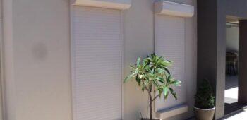 Rulouri exterioare aluminiu oferă umbrirea perfectă și transformă aspectul camerei